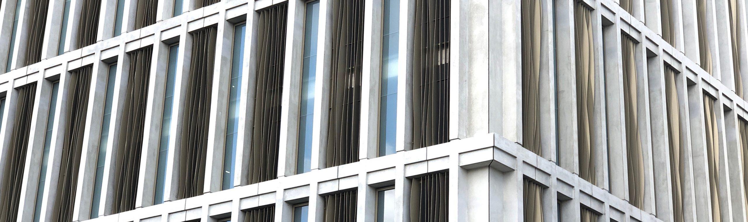 Vorhangfassaden