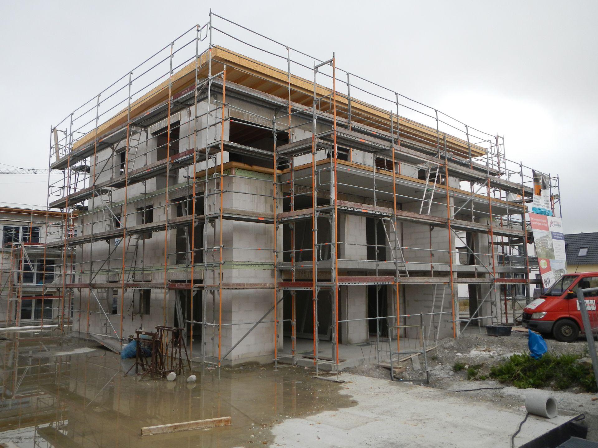 8 Mehrfamilienhäuser Otterbach Wohnbau in Schwäbisch Hall